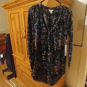 Floral Dress-never worn NWT